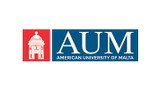 Logo of American University of Malta