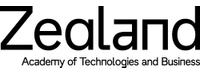 Logo of Zealand – Academy of Technologies and Business