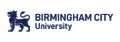 Logo of Birmingham City University