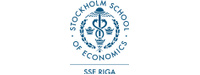 Logo of Stockholm School of Economics in Riga