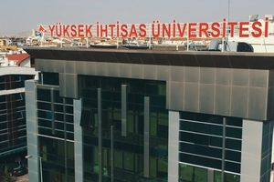 Logo of Yuksek Ihtisas University