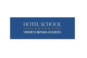 Logo of Hotel School
