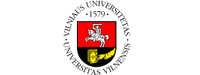 Logo of Vilnius University (VU)