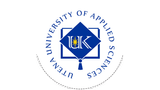 Logo of Utena University of Applied Sciences (UTENA)