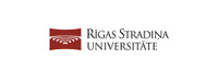 Logo of Riga Stradins University
