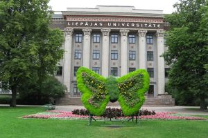 Logo of Liepaja University (LiepU)