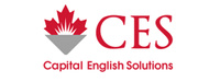 Logo of CES Toronto Capital English Solutions