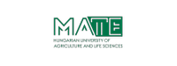 Logo of Hungarian University of Agriculture and Life Sciences, MATE (former Szent István University)