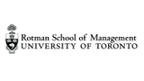 Logo of University of Toronto: Rotman School of Management