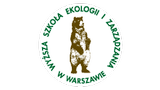 Logo of University of Ecology and Management in Warsaw