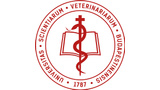 Logo of University of Veterinary Medicine Budapest