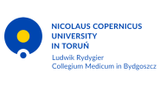 Logo of Ludwik Rydygier Collegium Medicum in Bydgoszcz Nicolaus Copernicus University in Toruń