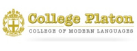 Logo of College Platon