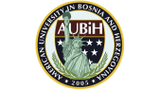 Logo of American University in Bosnia and Herzegovina