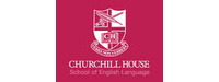 Logo of Churchill House School of English Language ***