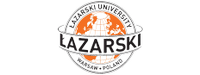 Logo of Lazarski University