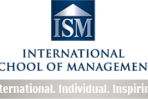 Logo of ISM | International School of Management