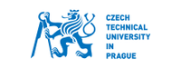 Logo of Czech Technical University in Prague