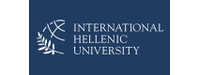 Logo of International Hellenic University