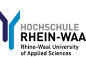 Logo of Rhine-Waal University of Applied Sciences