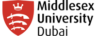 Logo of Middlesex University Dubai