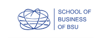 Logo of School Business of Belarus State University