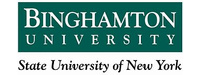 Logo of Binghamton University - State University of New York (SUNY)
