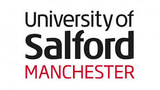 Logo of University of Salford