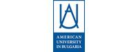 Logo of American University in Bulgaria