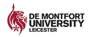 Logo of De Montfort University