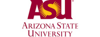Logo of Arizona State University (Kaplan Pathway)