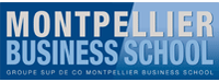 Logo of Montpellier Business School
