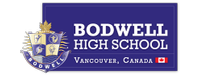 Logo of Bodwell High School