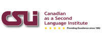 Logo of Canadian As a Second Language Institute-CSLI ***