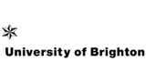 Logo of University of Brighton ***