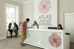 Logo of Atlas Language School ***